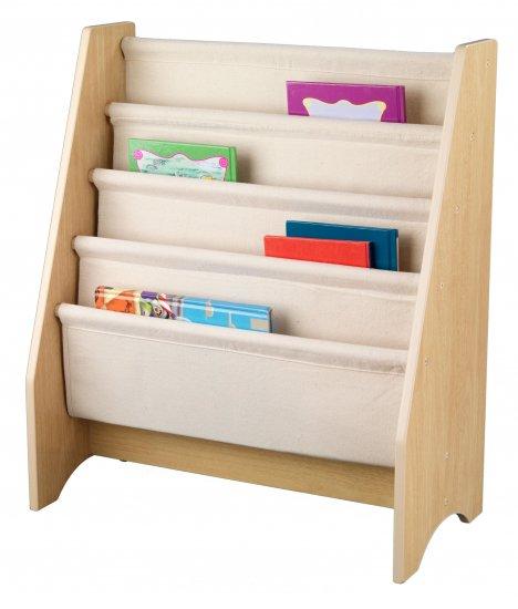 Sling Bookshelf - Natural Item # 14221