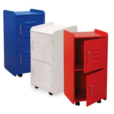 Locker Medium - Red Item # 14322