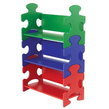 Puzzle Bookshelf Item # 14400