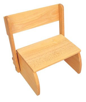 Flip Stool - Natural Item # 15321