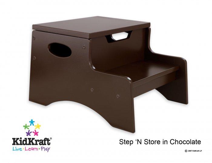 Step N' Store - Chocolate Item # 15633