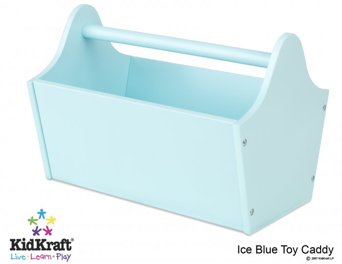 Toy Caddy - Ice Blue Item # 15930