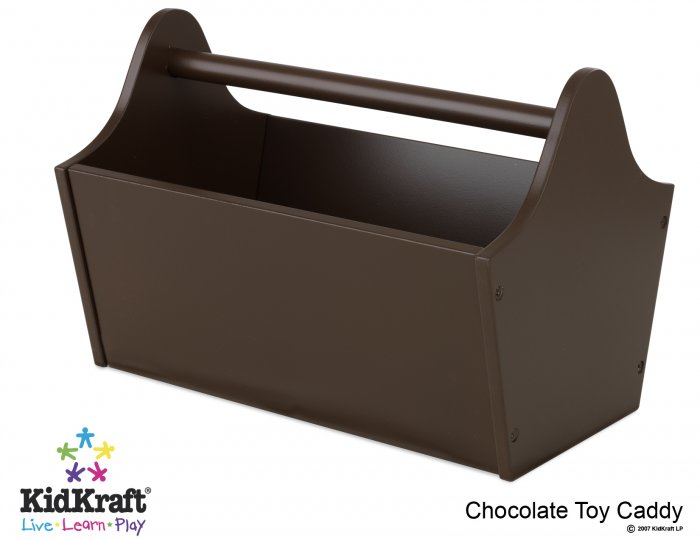 Toy Caddy - Chocolate Item # 15933