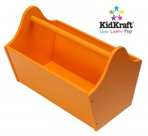 Toy Caddy - Tangerine Item # 15914