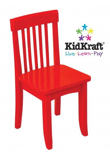 Avalon Chair - Red Item # 16602