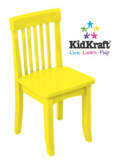 Avalon Chair - Yellow Item # 16609
