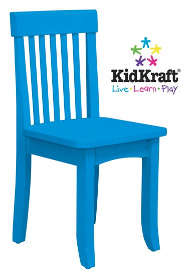 Avalon Chair - Aqua Item # 16615