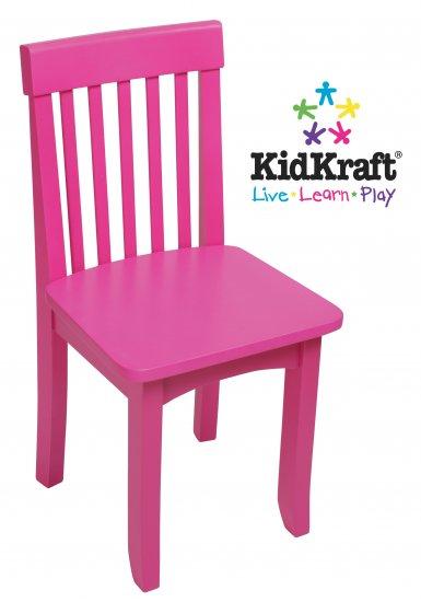 Avalon Chair - Raspberry Item # 16616