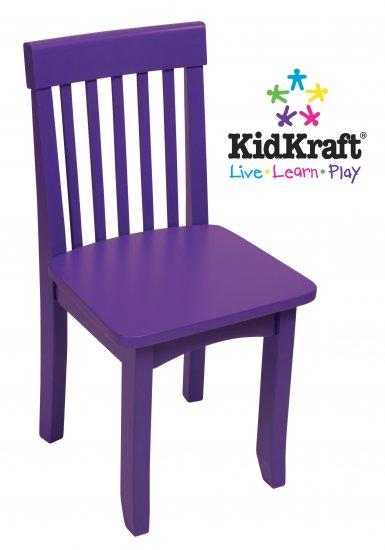 Avalon Chair - Grape Item # 16617