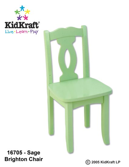 Brighton Chair - Sage Item # 16705