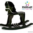 Derby Rocking Horse - Black Item # 19612