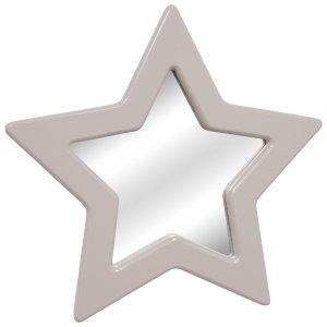 Star Mirror - Silver Item # LS-WM STAR SV