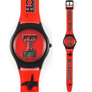 Texas Tech Fan Series Watch Item # COL-KDI-TXT