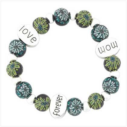 Forever Mom Bracelet Item #