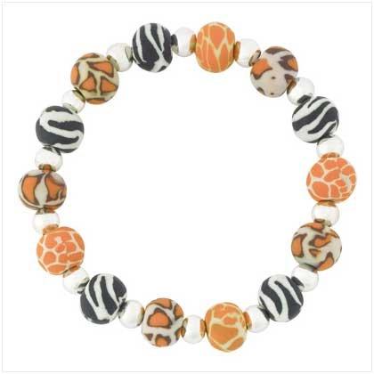 Safari Beaded Bracelet Item # 39126