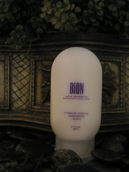 BiON Titanium Dioxide Sunscreen For Your Face - SPF 30