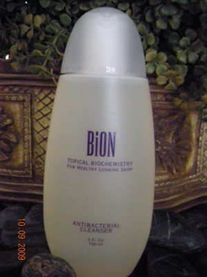 Bion Antibacterial Cleanser for Acne