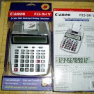 Canon P23-DH V Portable Printing Calculator