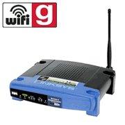 Unlocked Linksys WRT54GP2 54Mbps 802.11g Wireless Router
