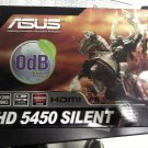 ASUS HD 5450 video card EAH5450 SILENT/DI/512MD3(LP)