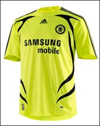 Authentic Chelsea Away Soccer Jersey