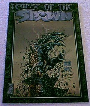Curse of the Spawn 4, 17, 18, 19 Comics Lot