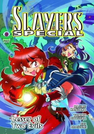 Slayers Special: Lesser of Two Evils