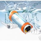 NU DOLPHIN 100% WATERPROOF 1GB MP3 PLAYER-GREAT 4 SWIM
