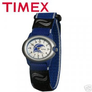 TIMEX YOUTHS TMX WATCH - WATER RESISTANT FUNKY DESIGN