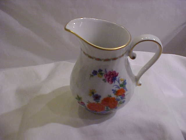 Kaiser China West Germany Sugar & Creamer