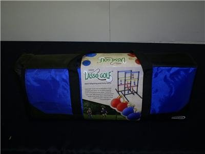 Halex Lasso Golf  with Carrying Bag.  New -Outdoor Game