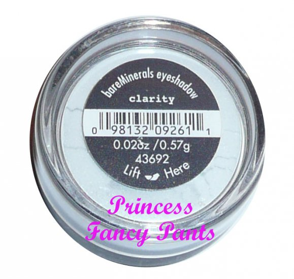 Bare Escentuals Minerals Eye Shadow Clarity SEALED!