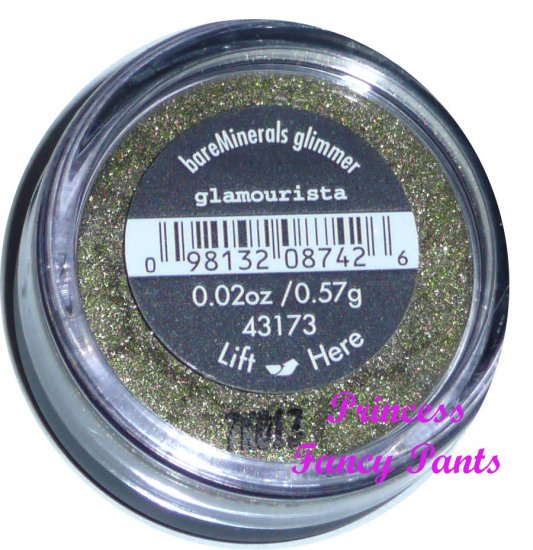 Bare Escentuals Minerals Eye Glimmer Glamourista SEALED