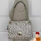 New Authentic Kate Spade Evangeline Leather Safari Quilted Handbag Purse $395