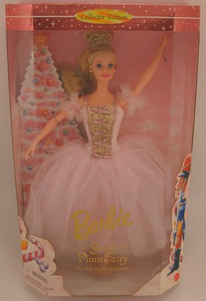 Barbie Sugar Plum Fairy doll Nutcracker Collector NRFB
