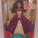 Holiday Princess Belle collector doll Disney NRFB
