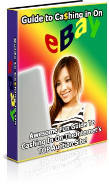 Guide to Cashing in on eBay, and other auction sites eBook MRR