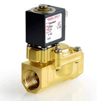 ASCO Air Valve half inch Brass