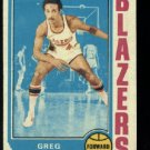 1974-75 Topps #128 Greg Smith