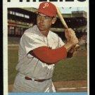 1964 Topps #191 Clay Dalrymple  Philadelphia Philles Ex+