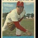 1964 Topps #16 John Boozer  Philadelphia Phillies NrMt-