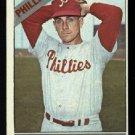 1966 Topps #121 Ray Herbert Philadelphia Phillies Ex/NrMt