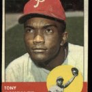 1963 Topps #32 Tony Gonzalez Philadelphia Phillies ex