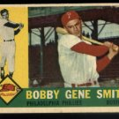 1960 Topps #194 Bobby Gene Smith Philadelphia Phillies