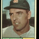 1961 Topps #11 Curt Simmons  St. Louis Cardinals baseball card