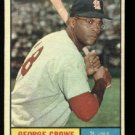 1961 Topps #61 George Crowe Pittsburgh Pirates baseball card