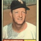 1961 Topps #56 Russ Kemmerer Chicago White Sox baseball card