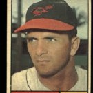 1961 #384 Chuck Essegian Kansas City Athletics baseball card