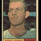 1961 Topps #366 Eddie Fisher San Francisco Giants baseball card