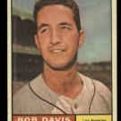 1961 Topps #246 Bob Davis Los Angeles Angeles baseball card